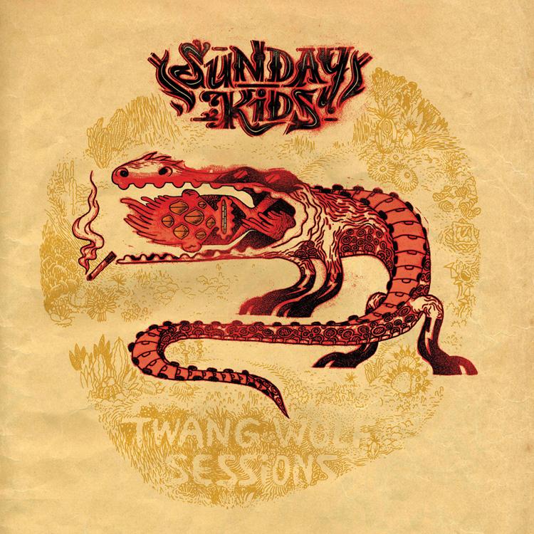 Twang Wolf Sessions